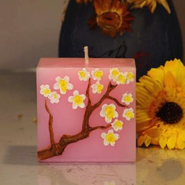 Ericdress Pink Candle