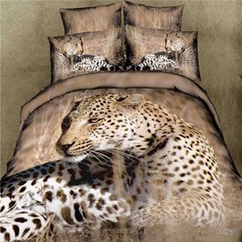Ericdress Spotted Panther Print Bedding Sets