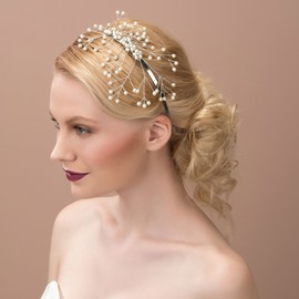 Pretty Pearls Headband