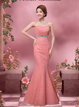 Ericdress Fantastic Sweetheart Mermaid Long Evening Dress