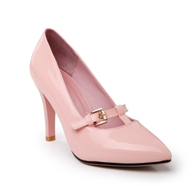 Ericdress Plain Stiletto Heel Pumps