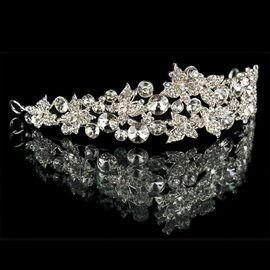 Ericdress Chic Alloy Rhinestone Wedding Tiara