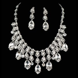 Ericdress Shining Cystal Jewel Sets