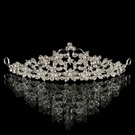 Ericdress Luxury Alloy Rhinestone Tiara