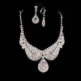 Ericdress Charming Alloy Wedding Jewel Sets