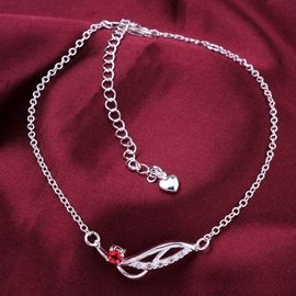 Ericdress Graceful Rhinestone Anklet
