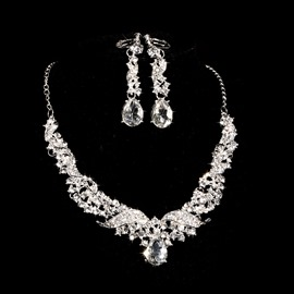 Ericdress Beautiful Alloy Wedding Jewel Sets