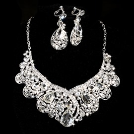 Ericdress Charming Rhinestone Wedding Jewel Sets