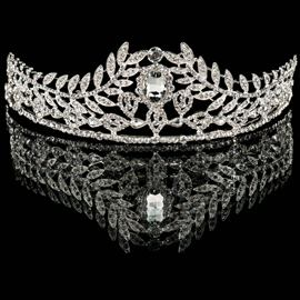 Ericdress Fancy Alloy Wedding Tiara