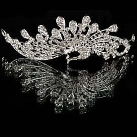 Ericdress Uniques Alloy Rhinestone Wedding Tiara