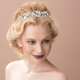 Ericdress Chic Pearls Headband