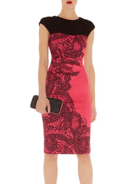 Ericdress Awesome Knee-Length Lace Sheath Little Party Dress