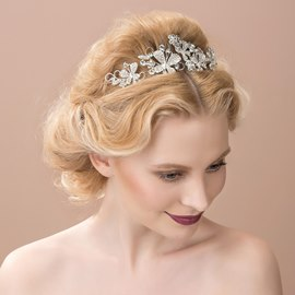 Ericdress Beautiful Alloy Hair Flower