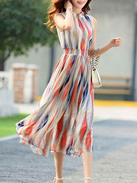 Ericdress Maximum Style Bohemian Dress