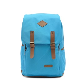 Ericdress Casual Travelling Belt-Decorated Unisex Canvas Backpack