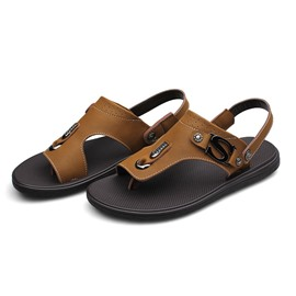 Ericdress Comfortable Metal Decoration Men's Sandals