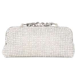 Ericdress Wonderful Diamante Evening Clutches