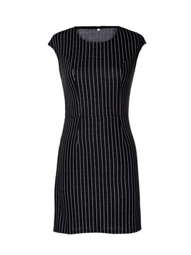 Ericdress Stripe Sheath Dress