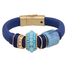 Euramerican Style Colorful Bracelet