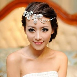 Ericdress Amazing Butterfly Alloy Headwear