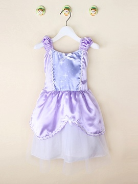 Ericdress Summer Sweet Cinderella Girls Dress