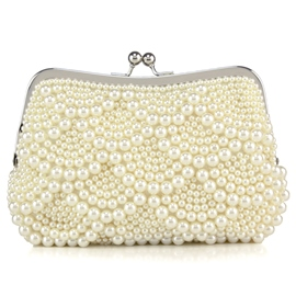 Ericdress Graceful Ladylike Beaded Clutches