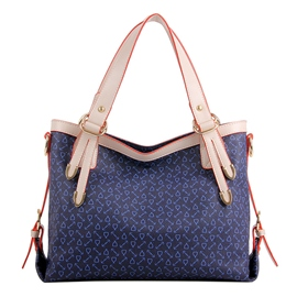 Ericdress Casual Belt-Decorated Tote Bag