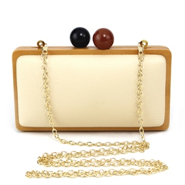Ericdress Chic Style Hasp Clutches