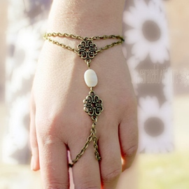 Gothic Style Hollow-out Bracelet