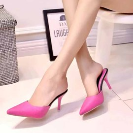 Ericdress Trendy Pointed-toe Slippers