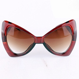 Ericdress Vintage Bowknot Sunglasses