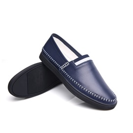 Ericdress Leather Men's Loafers