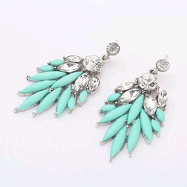 Ericdress Bohemian Leaf Shape Earrings(Price For A Pair)