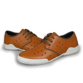 Ericdress Hollow Out Men's Oxfords