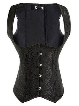 Ericdress Plain Body Sculpting Corset-Bustier