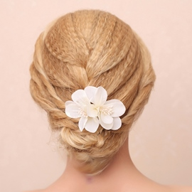 Pure Flower Headband Hair Accessory