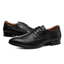 Ericdress Point Toe Men's Oxford