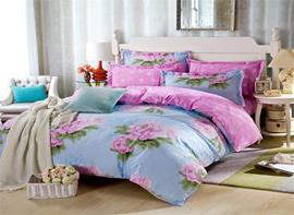 Ericdress Fragrance of Garden Flowers 4-Piece Bedding Sets