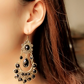 Water-drop Shaped Women's Earrings