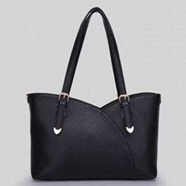 Ericdress Classic Heart Shape Mouth Tote Bag