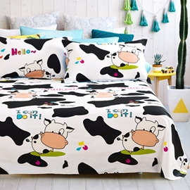 Ericdress Lovely Cow Print Kids Bedding Sets