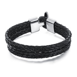 Multi-layer Woven Style Men's Bracelet