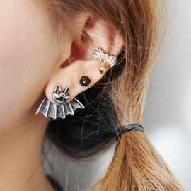 Unique Bat Shaped Ear Cuff