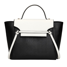 Ericdress Color Block Belt Catfish Tote Bag