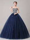 Ericdress Sweetheart Sequins Beaded Ball Gown Quinceanera Dress