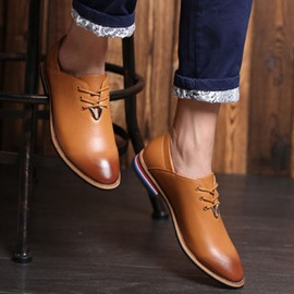 Ericdress New Point Toe Men's Brogues