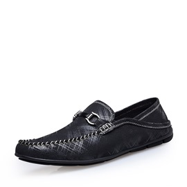 Ericdress Metal Decarated Men's Loafers