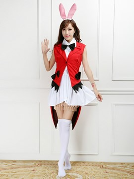 Ericdress Cute Rabbit Costume
