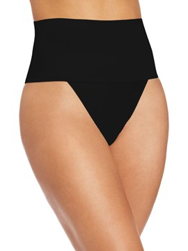 Ericdress Plain High Waist Thongs