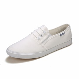 Ericdress Delicate Men's Canvas Shoes